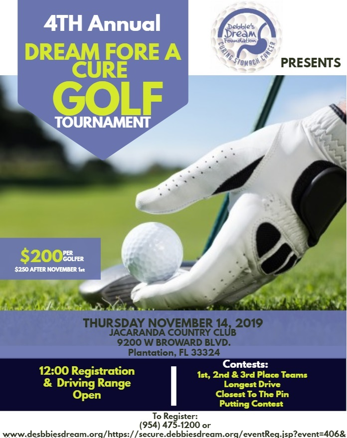 Golf Tournament Flyer Poster - Made with PosterMyWall