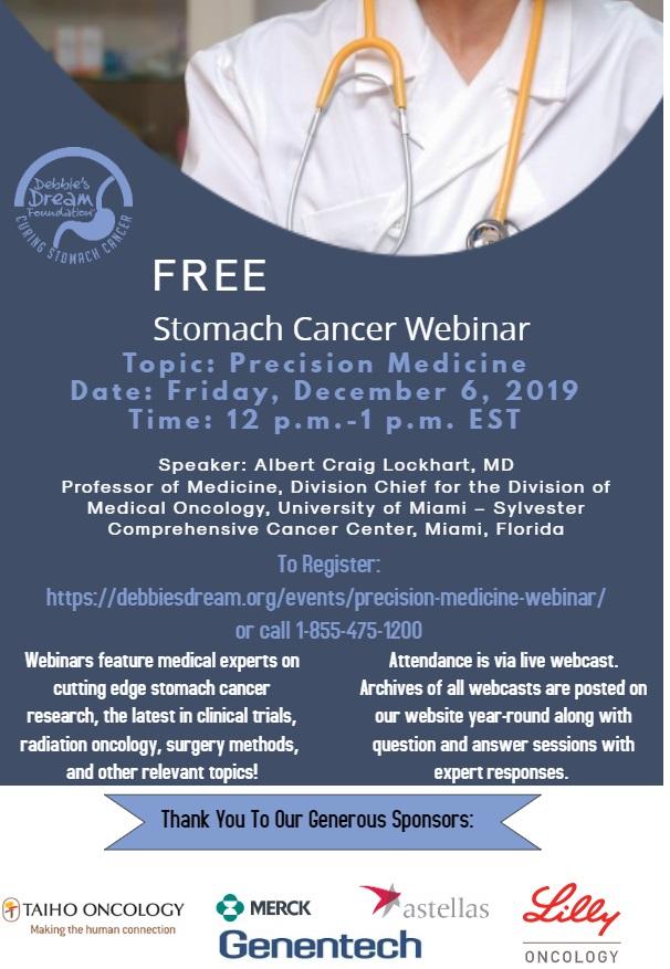 2019.10.24 Precision Medicine Webinar Final