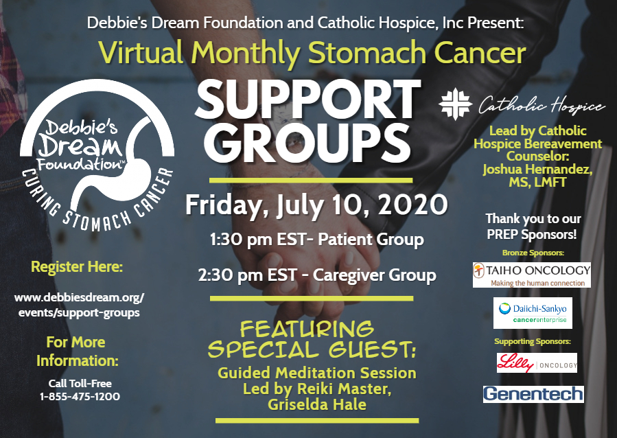 Support Group Flyer-July FINAL