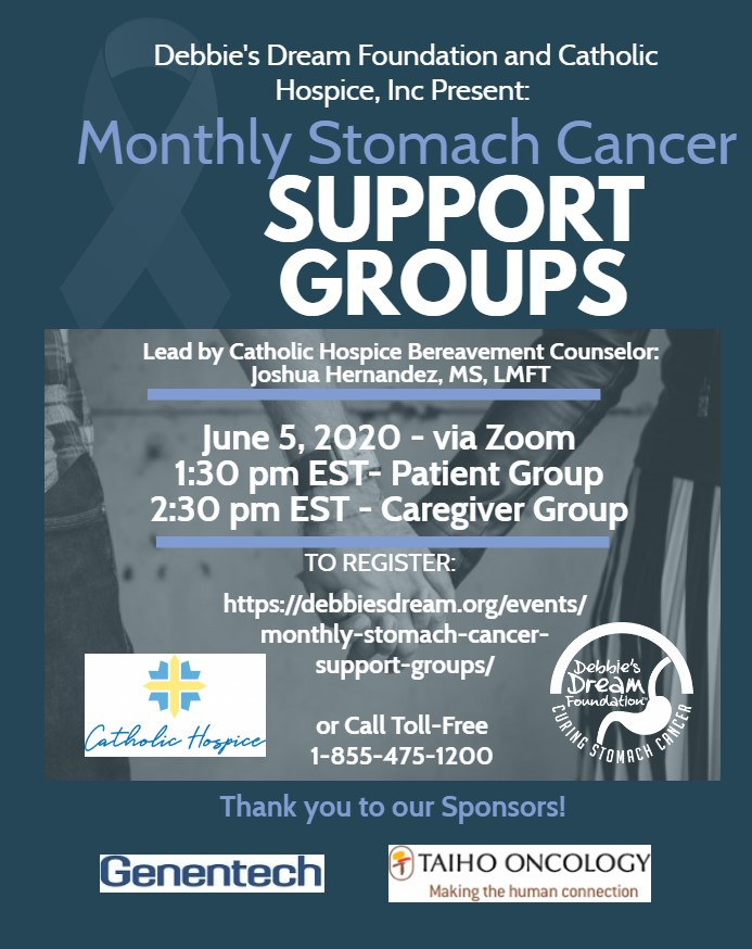 Support Group Flyer-June 2020