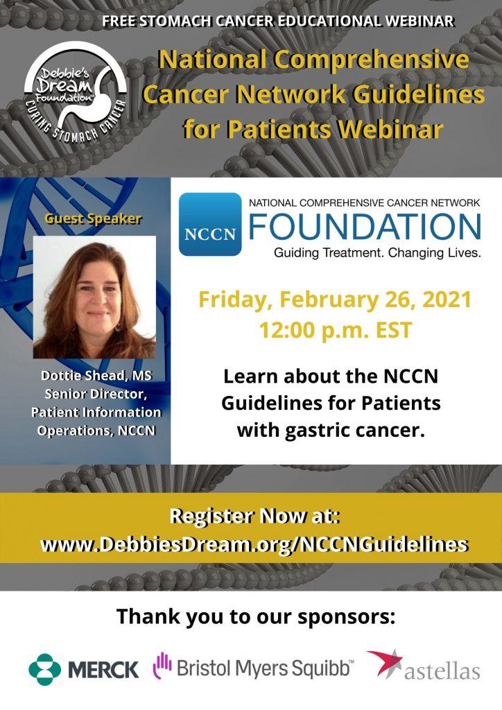 2021.02.03 - National Comprehensive Cancer Network Guidelines Webinar Flyer (1)