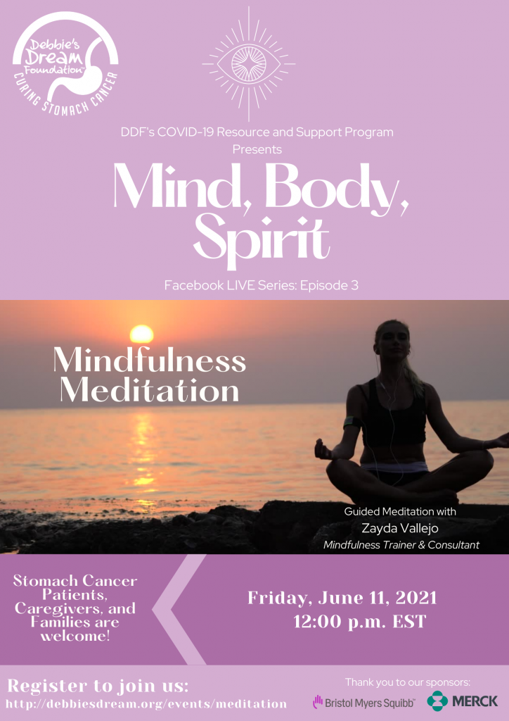Mind, Body, Spirit Series Flyer - Meditation (1)