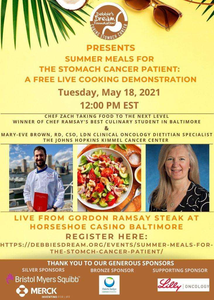 2021.4.8 - Summer Meals